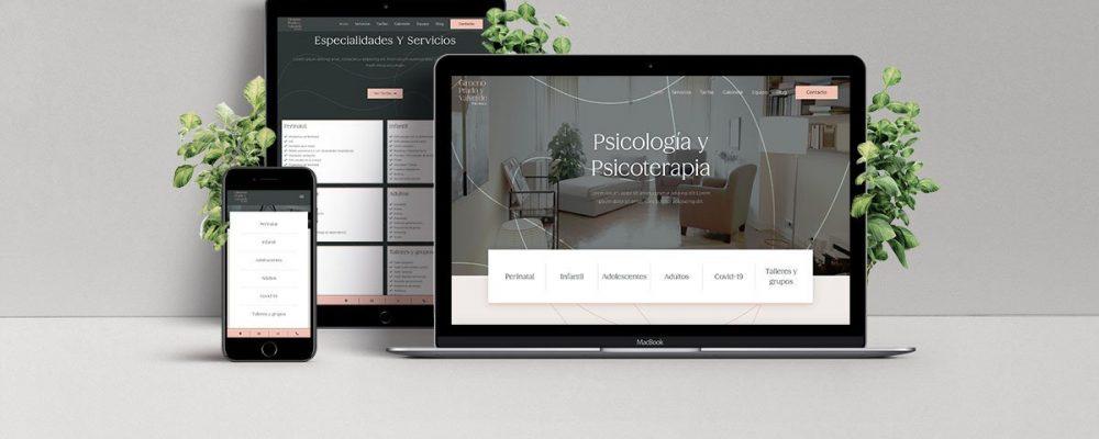 Diseño web y seo Xiomara Pérez